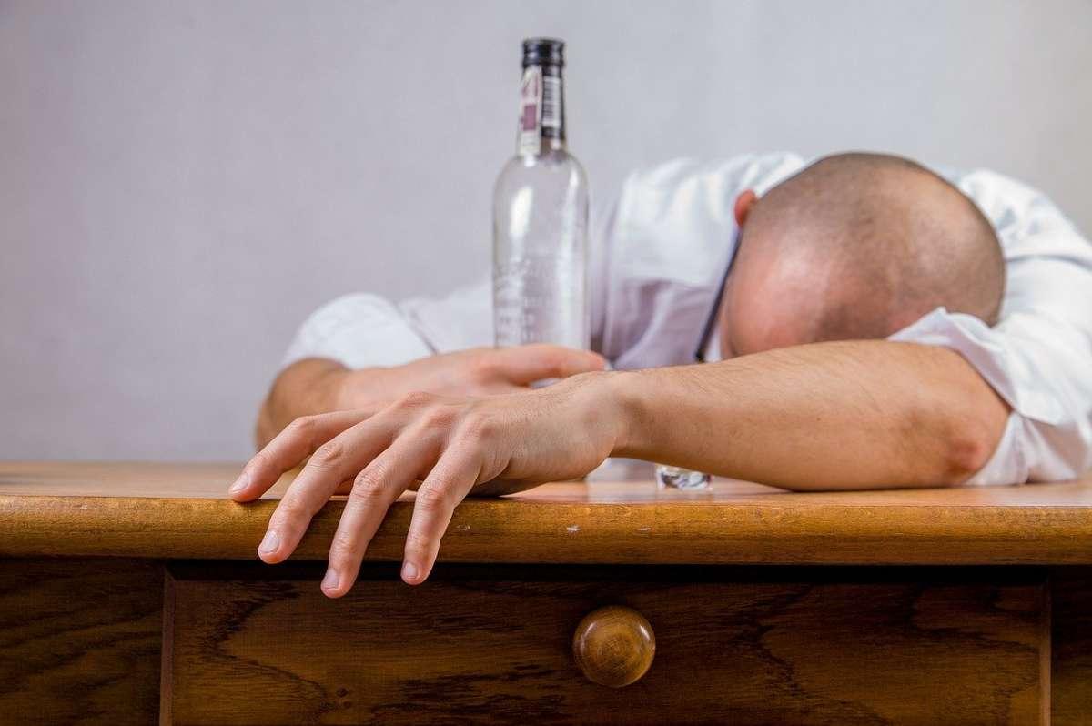 Alkoholizm - zdjęcie partnera