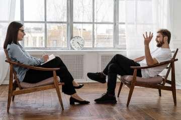 Wizyta u psychologa - zdjęcie partnera