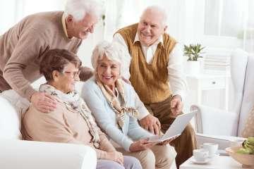 Starsze osoby - zdjęcie partnera