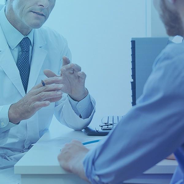 U lekarza - zdjęcie partnera