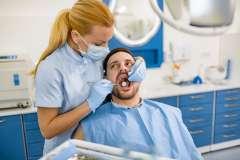 U dentysty - zdjęcie partnera