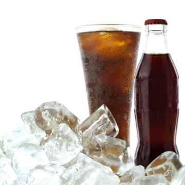 Cola Drink With Ice by Naypong /www.freedigitalphotos.net