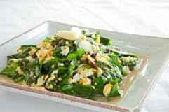 Spinach, by Vichaya Kiatying-Angsulee/ www. freedigitalphotos.net