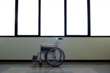 Wheel Chair In Hospital by sakhorn38/www.freedigitalphotos.net