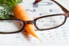 Okulary i marchew - zdjęcie partnera