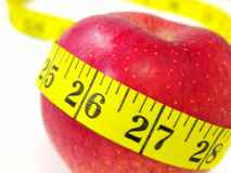 Measuring Tape Around Apple, nixxphotography / freedigitalphotos.net