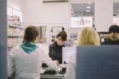 Apteka, pacjenci w aptece - zdjęcie partnera