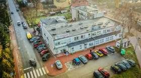 Klinika z lotu ptaka - zdjęcie partnera