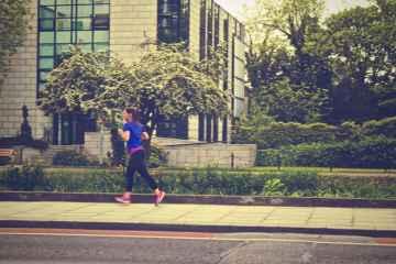jogging / www.pexels.com