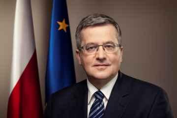Prezydent RP Bronisław Komorowski / Źródło: www.prezydent.pl