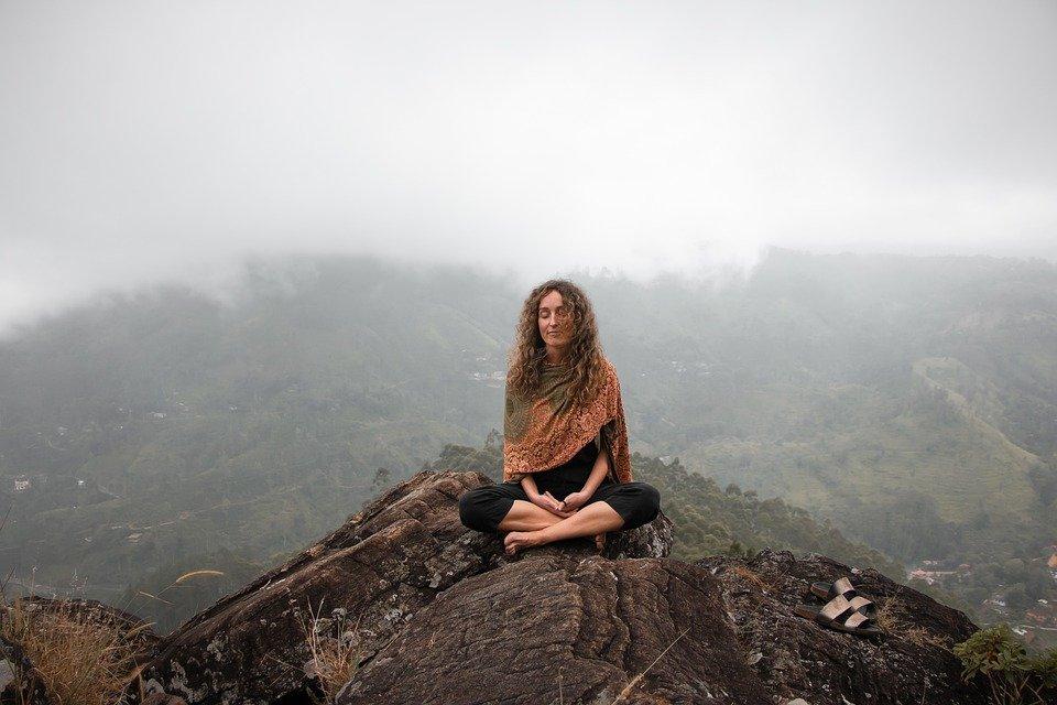 Medytacja - zdjęcie partnera