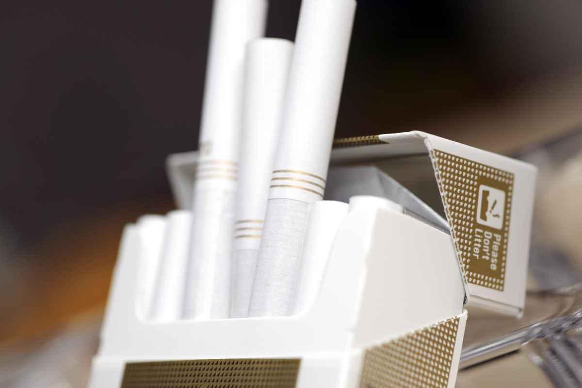 Cigarettes - freerangestock.com