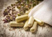 Suplementy diety - materiały partnera