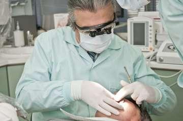 RTG zęba - zdjęcie partnera