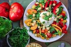 Sałatka warzywna - zdjęcie partnera