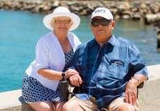 Seniorzy na wczasach - zdjęcie partnera