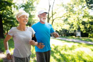 Aktywność fizyczna - zdjęcie partnera