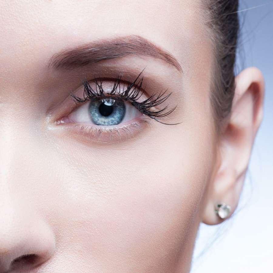 Oko, zaćma - zdjęcie partnera